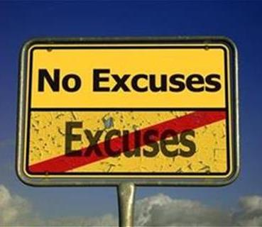 No Excuses Great Leadership