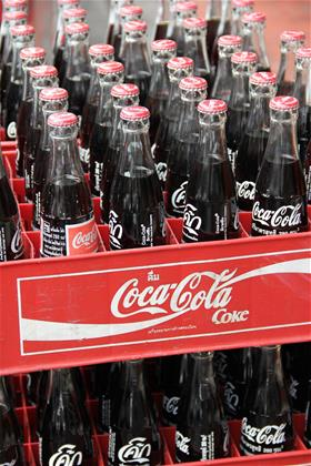 Coca Cola Business Simulation