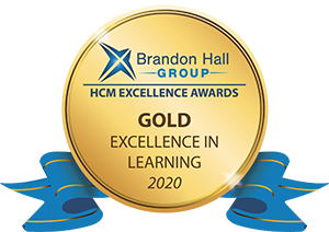 Brandon hall gold award 2020