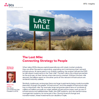 Connecting Strategy to People Article